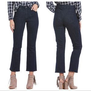 NYDJ Marilyn Ankle Lift Tuck Dark Wash Jeans 10Pet